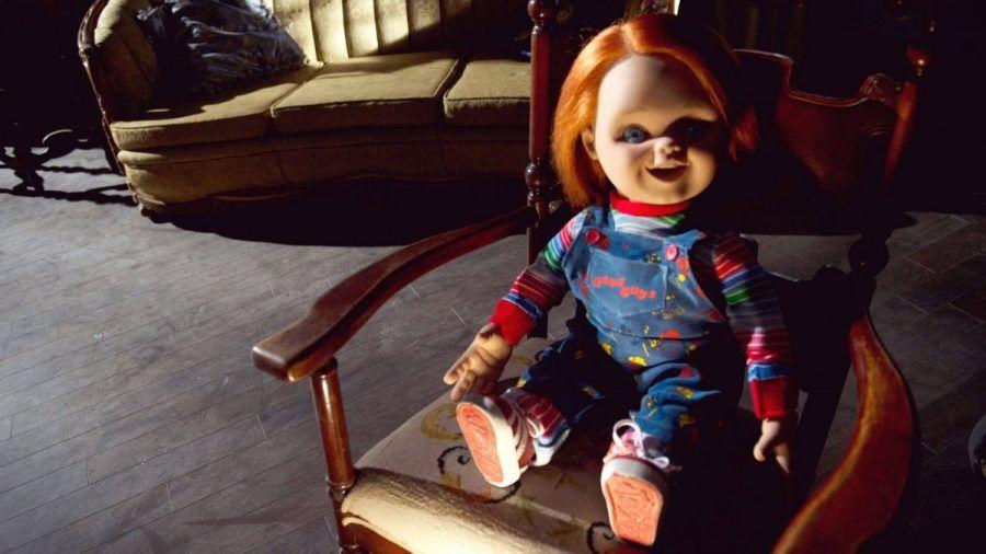 Maskenlose in New York City aufgepasst: Chucky kontrolliert!