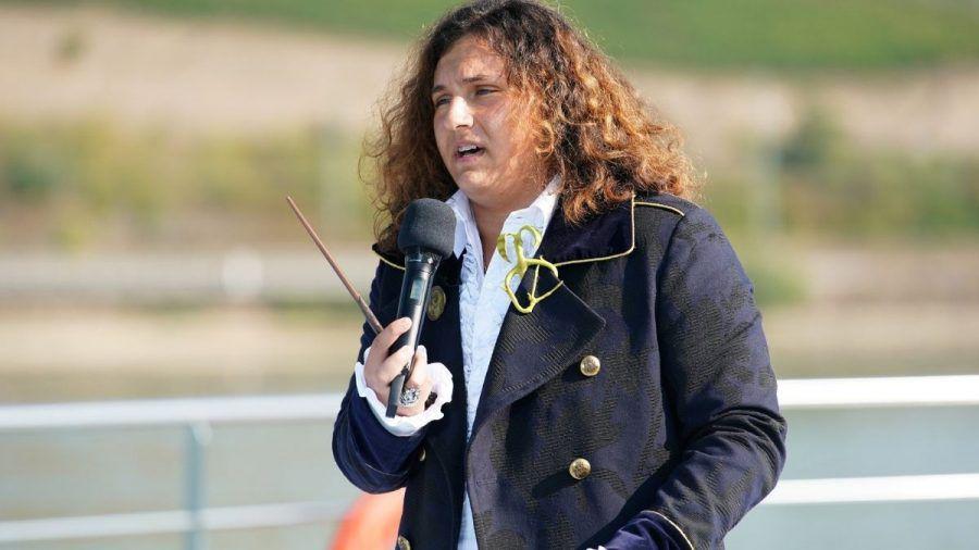 DSDS: Harry Potter-Fan Vincenzo will die Jury mit seinem Stab verzaubern