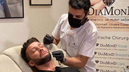Domenico de Cicco beim Beauty-Doc: Jetzt soll es mit den Frauen klappen!
