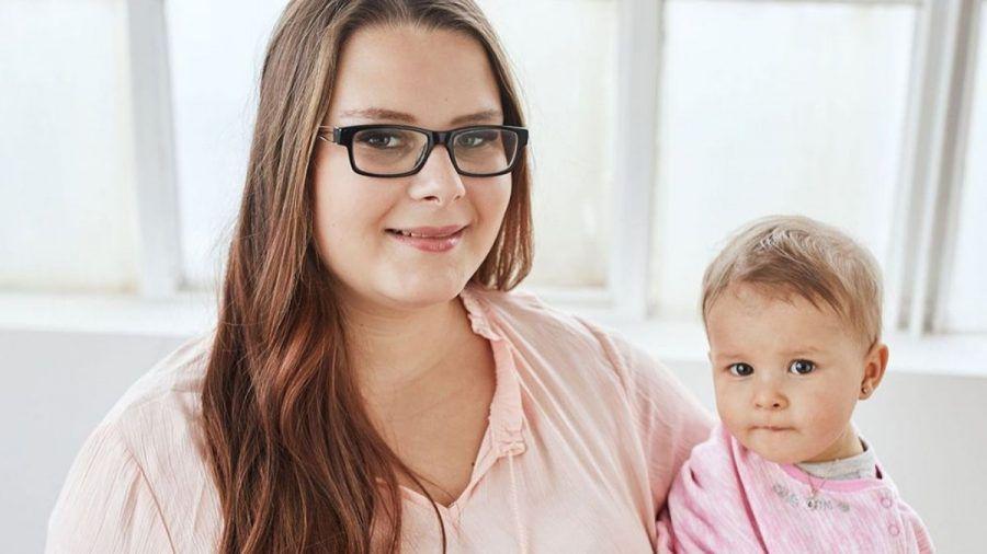 """Calantha Wollny schon wieder schwanger? """"Nein, ist nur Speck!"""""""