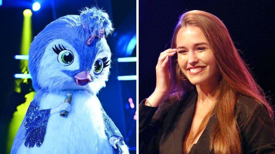 """Ist Laura Müller das Küken bei """"The Masked Singer""""?"""