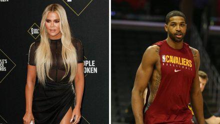 Khloé Kardashian zeigt riesigen Klunker - Verlobung mit Tristan Thompson?