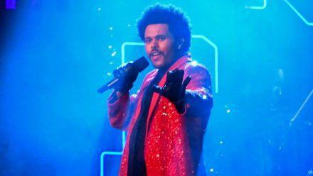 The Weeknd hat also alle nur verarscht