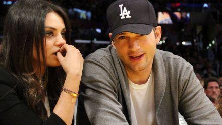 """Ashton Kutcher erwischt Mila Kunis beim """"Porno gucken"""" - und dann das!"""