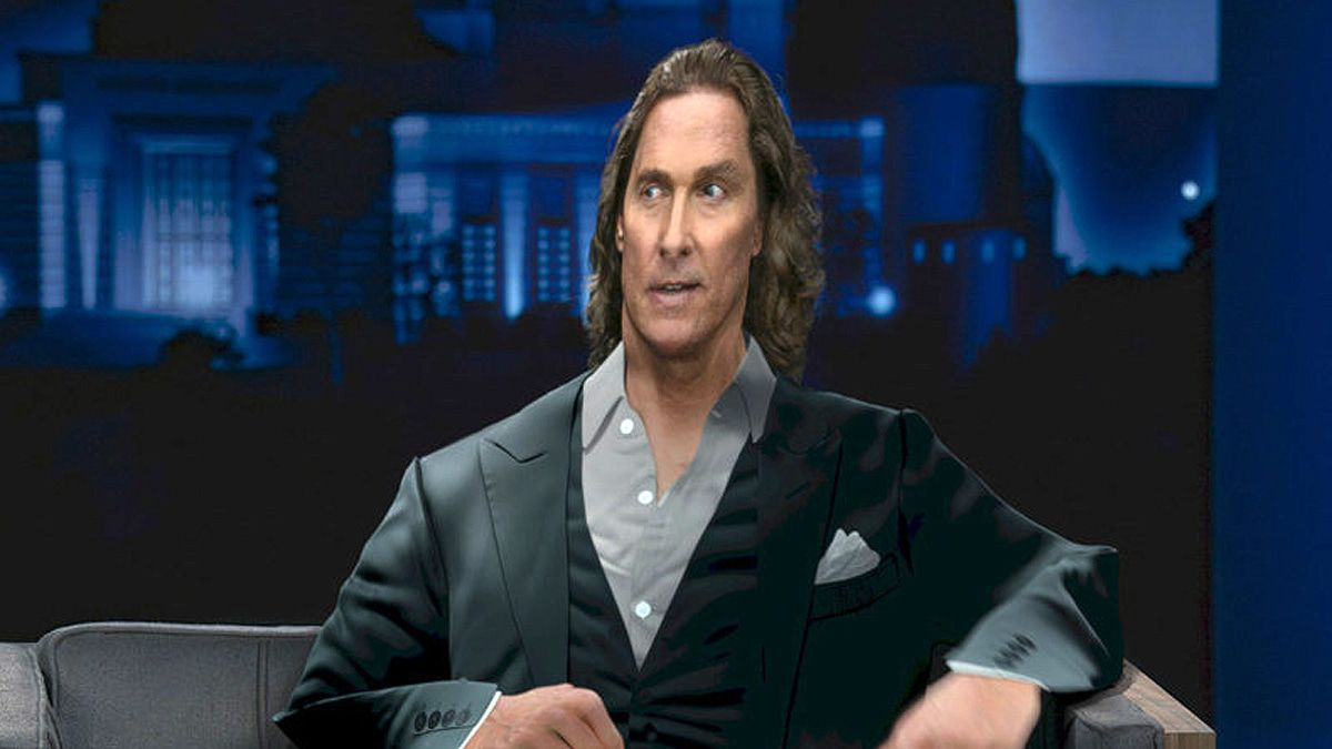 Matthew McConaughey flachgelegt: Megacooler Super-Bowl-Spot