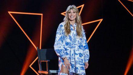 "VIDEO: ""Germany's Next Topmodel"" 2021: Heidi Klum macht alles kaputt!"