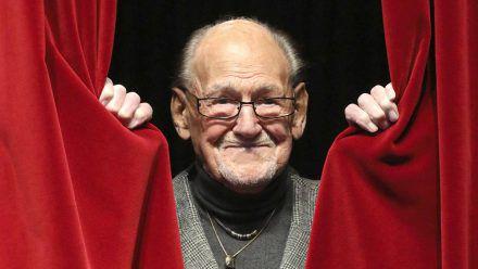 DDR-Legende Herbert Köfer wird 100 und ist putzmunter!