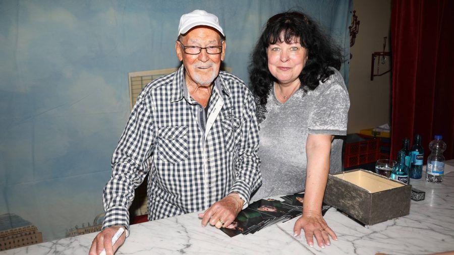 Herbert Köfer wird 100: Seine Frau ist 40 Jahre jünger