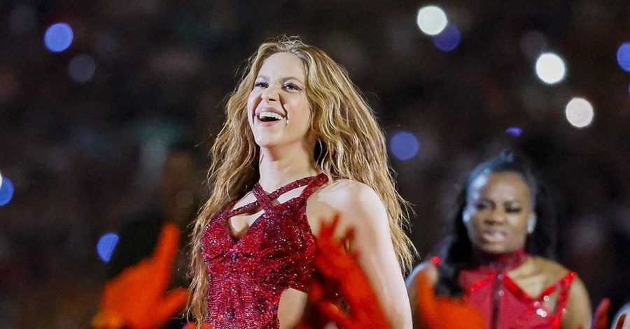 Die Sängerin Shakira wird 44.