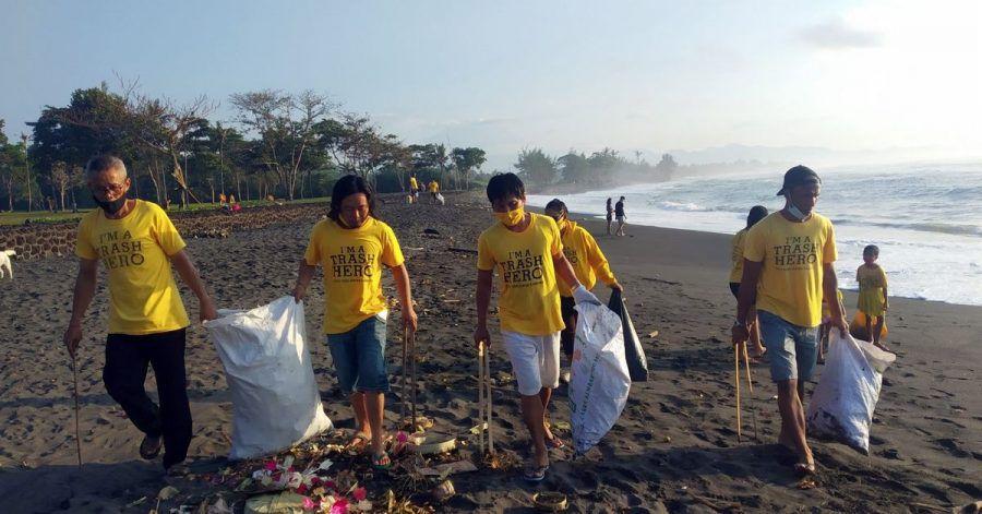 Die Müll-Misere auf Bali ist zu einem jährlich wiederkehrenden Phänomen geworden.