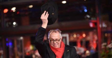 18 Jahre Mr. Berlinale:Dieter Kosslick.