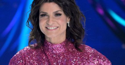 "Marlene Lufen in der Sat.1 Fernsehshow ""Dancing on Ice"" 2019 in Köln."
