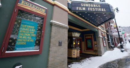 Das Sundance Film Festival im US-Staat Utah ist weitgehend im virtuellen Format über die Bühne gegangen.