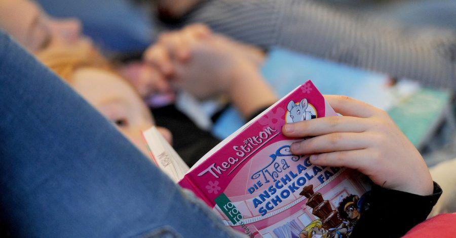 Wer liest, kann auch im Lockdown verreisen.