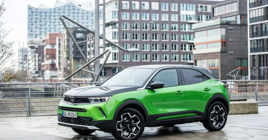Die Designsprache des neuen Opel Mokka dürfte auch auf die Gestaltung künftiger Opel-Modelle hinweisen.