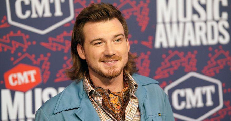 Morgan Wallen 2019 bei den CMT Music Awards un Nashville.