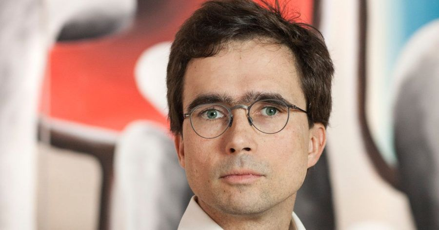 TEFAF-Chef Hidde van Seggelen hofft auf den November.
