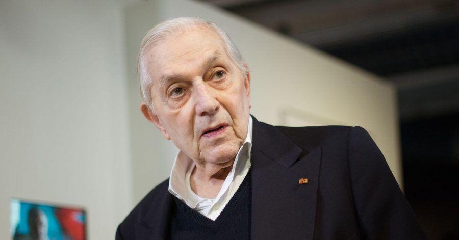 Er hat den Look der frühen James-Bond-Filme entscheidend mitgeprägt:Sir Ken Adam.