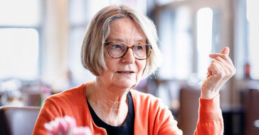 Die Schriftstellerin Kirsten Boie hat über ein düsteres Kapitel aus der Nazi-Zeit geschrieben.