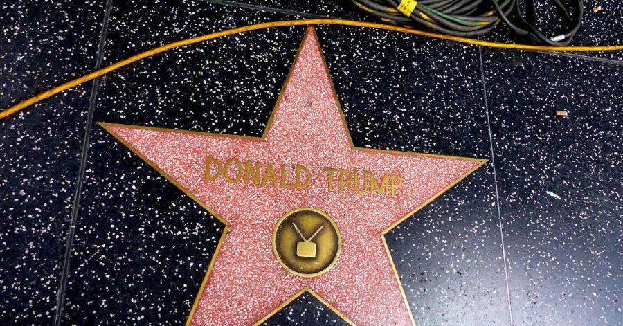 Donald Trump hat einen Stern auf Hollywoods Walk of Fame, ist aber nicht mehr Mitglied bei der US-Schauspielergewerkschaft SAG-AFTRA.