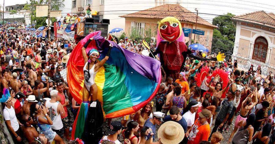 Rio de Janeiro hat Umzüge der Sambaschulen im Sambodrom und von Karnevalsgruppen wegen der Corona-Pandemie verboten.