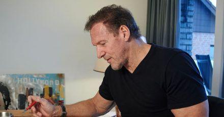 Der Schauspieler Ralf Moeller kümmert sich seit Monaten um seine Eltern in Recklinghausen.