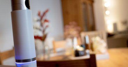 Vernetzte Heimtechnik wie Überwachungskameras stehen laut einer Umfrage des Tüv Verband in knapp sechs Prozent der Haushalte.