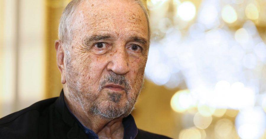 Jean-Claude Carrière, französischer Drehbuchautor und Oscar-Preisträger (2014).