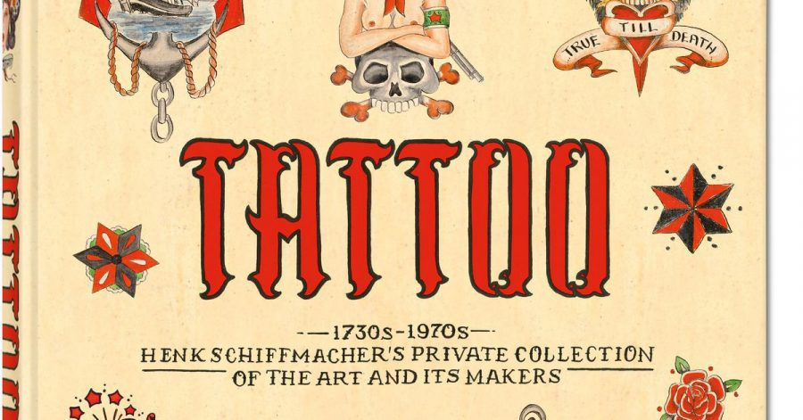 «Tattoo» von Henk Schiffmacher: ein Überblick  über internationale Tattoo-Motive aus rund 250 Jahren.