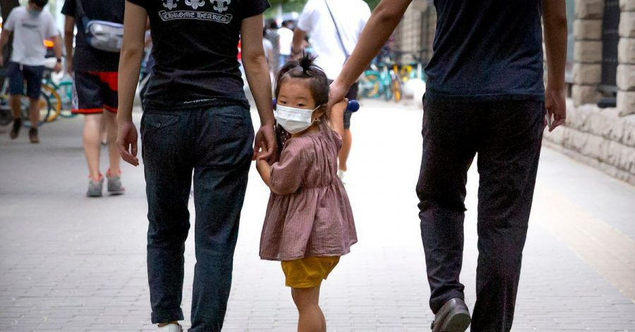 Besorgniserregender Trend in China: «Niemand will noch Kinder haben.»