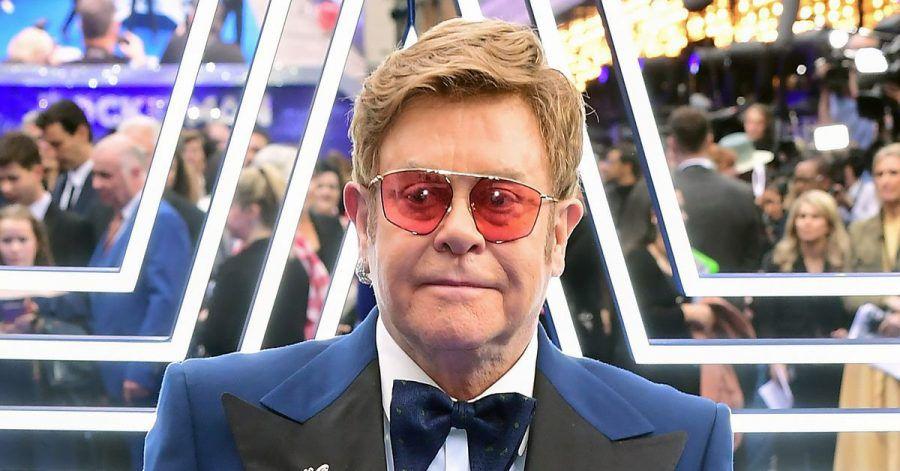 Sir Elton John nutzt seine Prominenz und wirbt fürs Impfen.