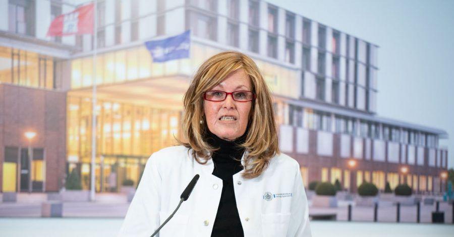 Ulrike Ravens-Sieberer, Leiterin der Copsy-Studie, sorgt sich um zunehmende psychosomatische Beschwerden von Kindern in der Coronakrise.