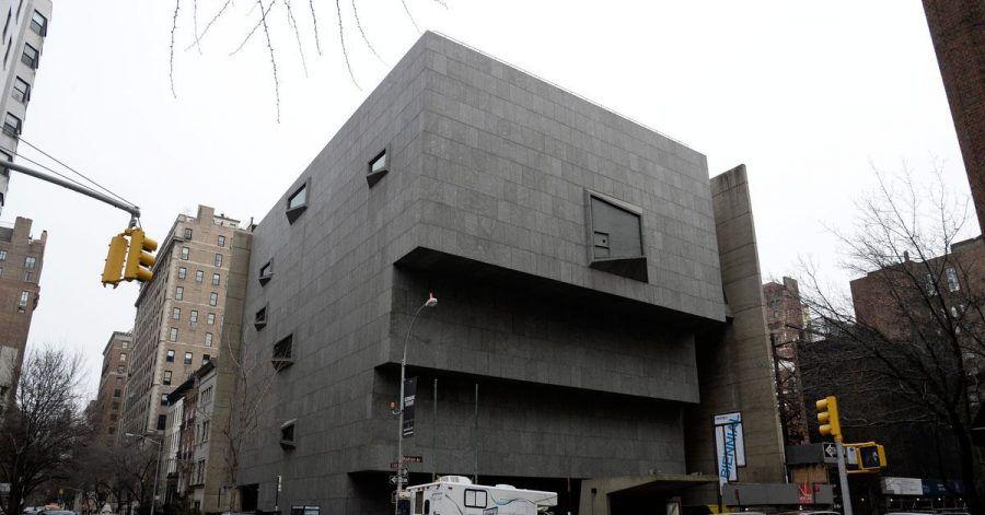 Das ehemalige Whitney Museum of American Art in New York.