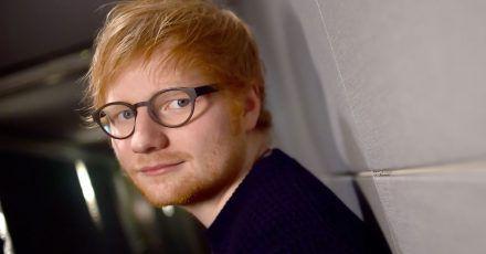 Der britische Singer-Songwriter Ed Sheeran wird 30.