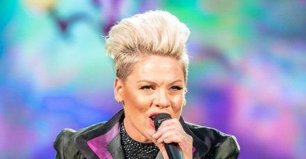 Sängerin Pink veröffentlicht eine neue Single.
