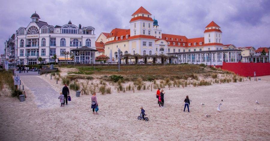 Der Spanien-Urlaub fiel für viele Deutsche flach. Dafür ging es häufig an Nord- und Ostsee.
