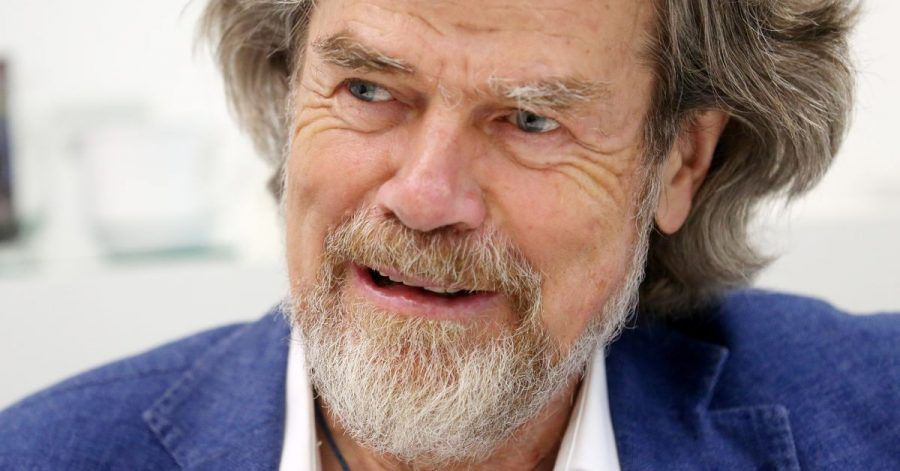 Reinhold Messner komt mit wenigen sozialen Kontakten gut klar.