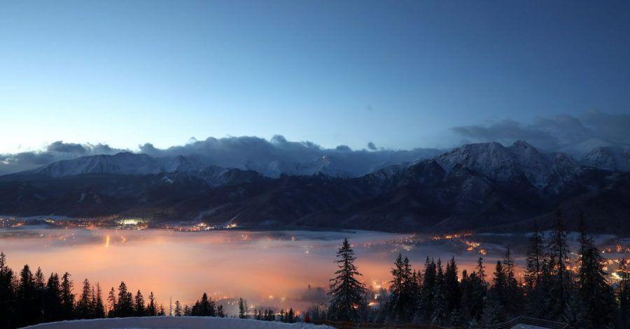 In Polen sollen Hotels und Skigebiete wieder öffnen dürfen. In dem bekannten Skiort Zakopane in der Tatra dürfte es voll werden.