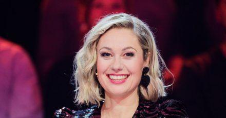 Ruth Moschner gehörte schon in Staffel 2 zum Rateteam der Prosieben-Show «The Masked Singer».