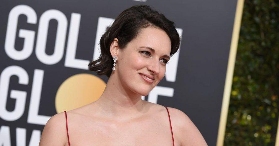 Phoebe Waller-Bridge wandelt auf den Spuren von Angelina Jolie.