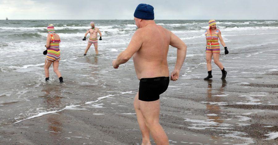 Der Winterschwimm-Verein in Rostock verzeichnete im Corona-Jahr 2020 einen deutlichen Mitgliederzulauf im Vergleich zu den Vorjahren.