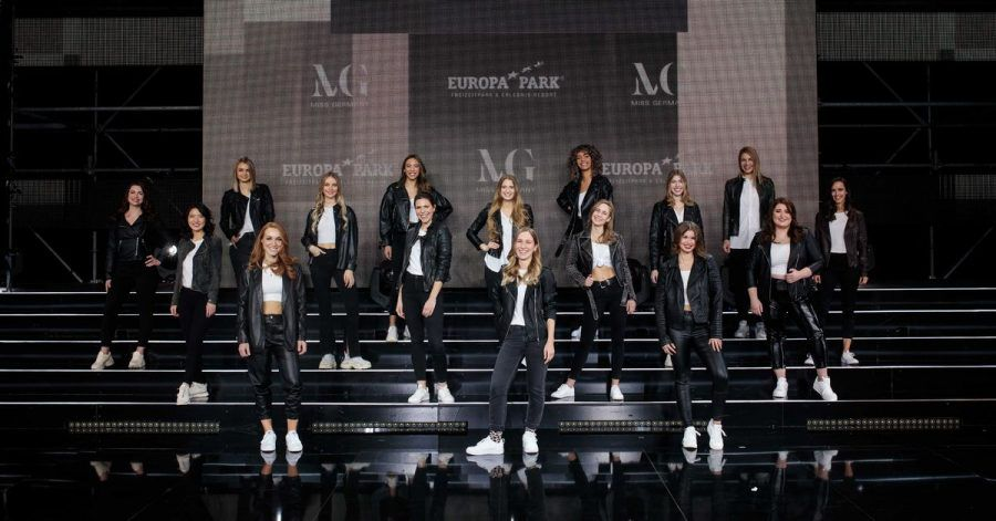 16 Frauen stehen im Finale der Miss-Germany-Wahl 2021.