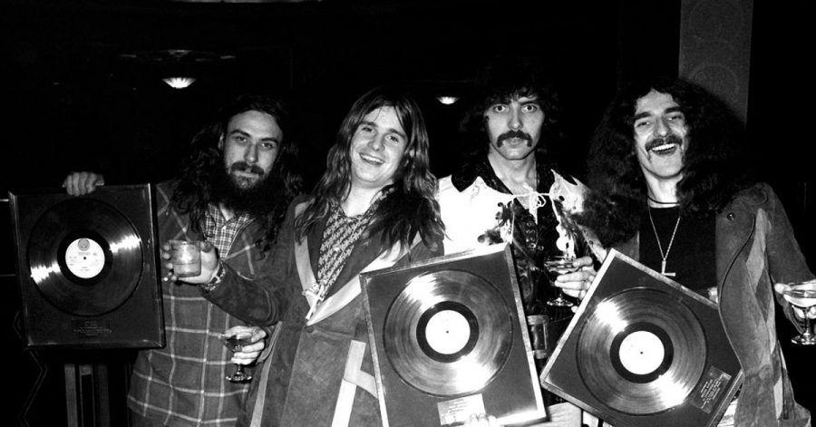 Black Sabbath im Goldrausch.