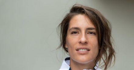 Neben Tennis ist Literatur die große Leidenschaft von Andrea Petkovic.
