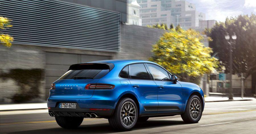Kompaktes Angebot: Der Macan ist seit 2014 im Porsche-Programm und rangiert unter dem Cayenne.