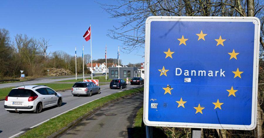 Nach Dänemark einreisen darf ab Mittwoch nur, wer einen triftigen Grund und einen negativen Coronatest hat.