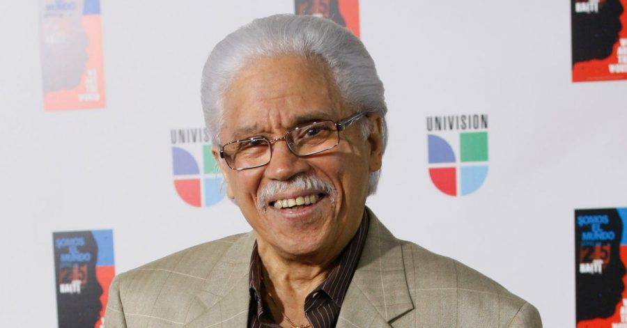 Salsa-Legende Johnny Pacheco ist tot.