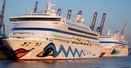 Die Rostocker Kreuzfahrtreederei Aida Cruises verlängert die Kreuzfahrt-Pause bis zum 20. März.