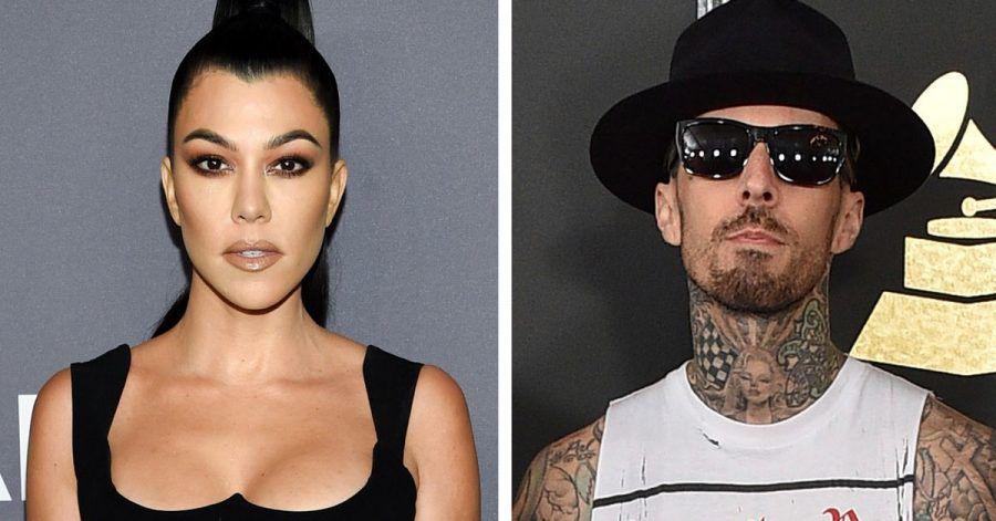 Reality-Star Kourtney Kardashian (l.) und der Musiker Travis Barker (Archivfotos) sind ein Paar.