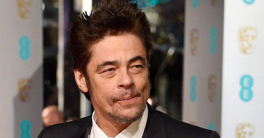 Schauspieler Benicio Del Toro wird 54.